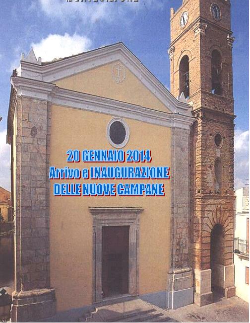 Suono Di Campane A Festa.Parrocchia San Giorgio Martire Arrivo E Inaugurazione Delle Nuove