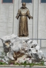 Monumento a Padre Pio Santo